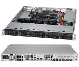 Сервер Supermicro 1018D-73MTF