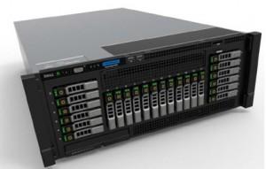 сервер dell r920