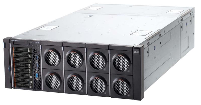 Сервер IBM (Lenovo) x3850 x6