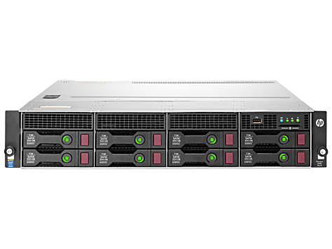 Сервер HP DL80 G9