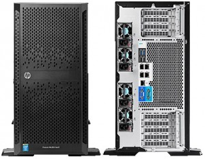 HP ML350 G9