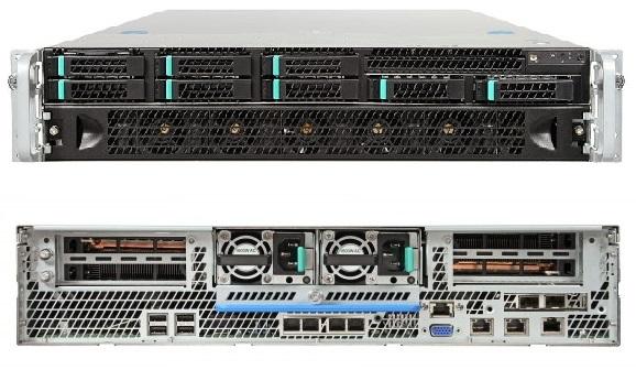 Сервер Intel R2208LT2HKC4