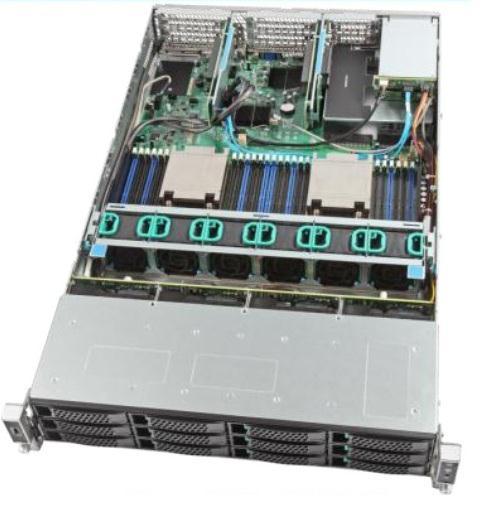 Сервер Intel R2312WTTYS