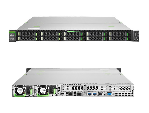 Сервер Fujitsu RX