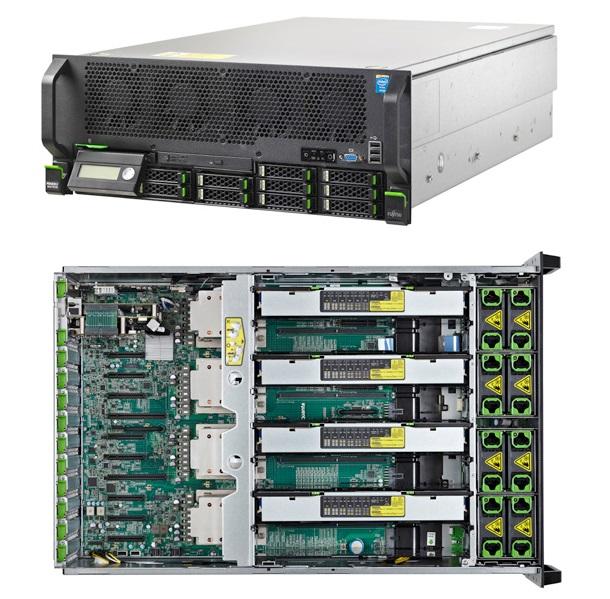 Сервер Fujitsu RX4770 M1
