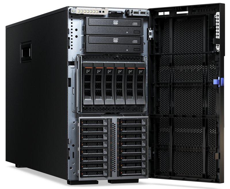 Сервер IBM(Lenovo) x3500 M5