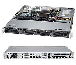 Сервер Supermicro 5018D-MTF