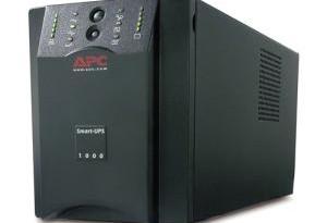 ИБП APC Smart 1000 VА 600W Rack mountable 2U LCD 230V