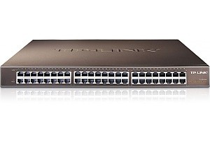 TP-Link коммутатор – TL-SG1048 48-port Gigabit Switch, 1U