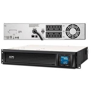 ИБП APC SMT750RMI2U Smart-ups 750VA 500W LCD RM 2U 230V